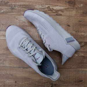 Brooks Pure Beat Women's Light Grey Running Shoes.